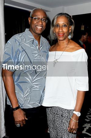 Gerald Grant and Jennifer Grant