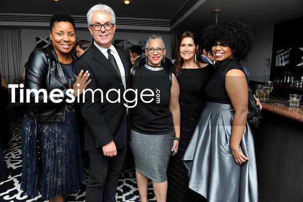 Imani McDonald, Gregg Field, Jacqueline McDonald, Monica Mancini, and We McDonald