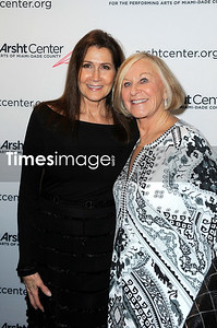 Monica Mancini and Hasel Rosen