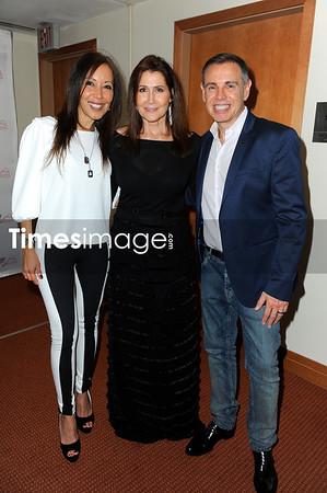 Maria Fernanda Cifuentes, Monica Mancini and Marcelo Fumasoni and