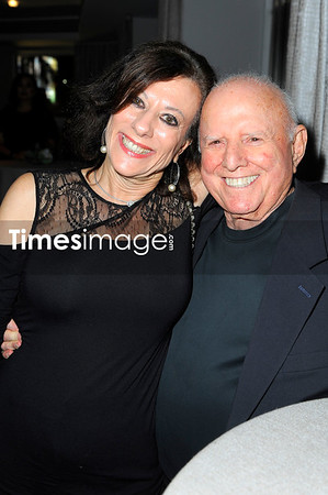 Vicki Hirseh and Dr. Gordon Miller