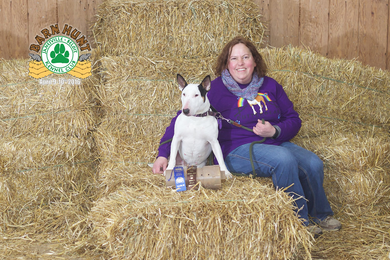 Janesville-Beloit Kennel Club Barn Hunt Spring 2016