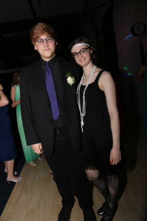 140405 Prom:  The Great Gatsby