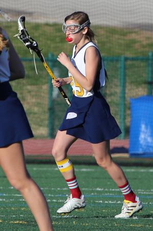 140410 Girls JV Lacrosse v Lafayette