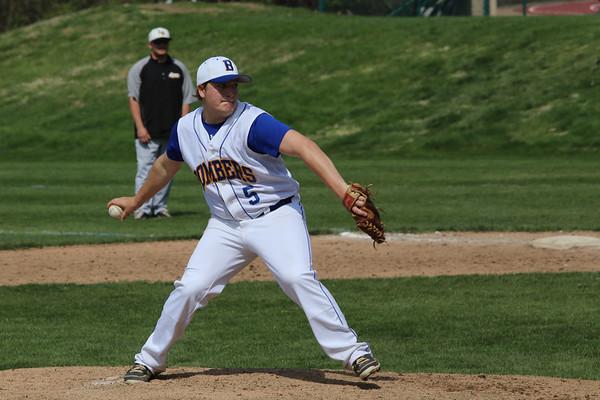140412 Baseball Varsity v Lutheran South