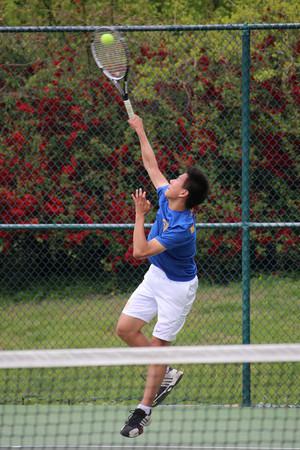140426 Tennis Boys Varsity v Jeff...