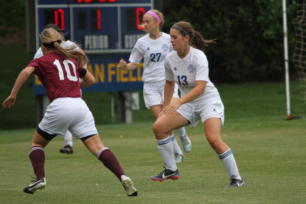 140508 Soccer Girls Varsity v Trinity