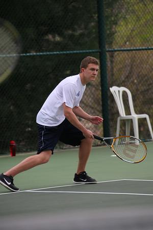 150413 Boys JV Tennis - Doubles tournament