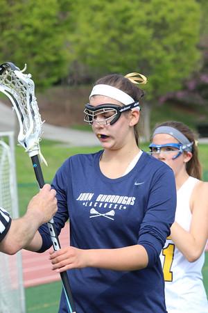 150421 Girls Varsity Lacrosse v WCA