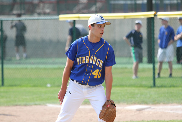 150505 Baseball JV2 v Lutheran South