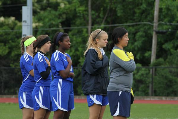 150520 Girls Soccer District Finals