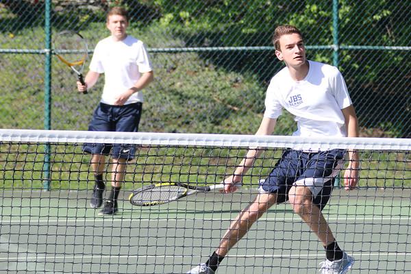 160411 Men's JV Tennis Doubles Tournament