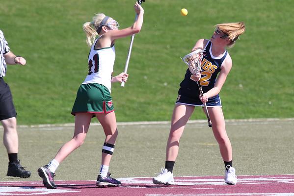 160414 Women's Varisty Lacrosse v MICDS