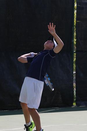 160415 Tennis Men's v Clayton