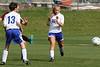 Women's JV Soccer v Villa-16