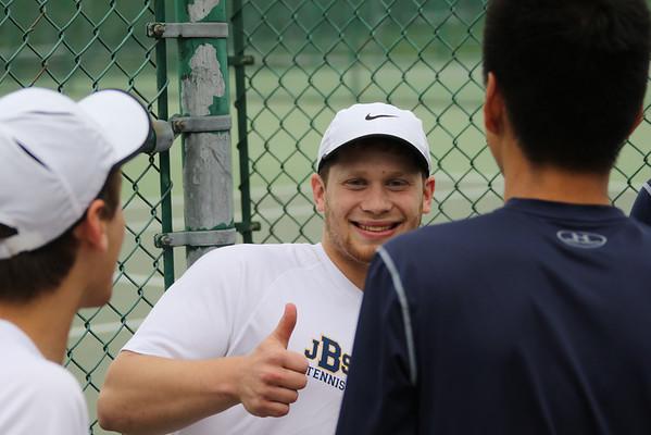 160421 Men's Varsity Tennis v Priory