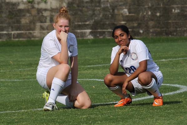 160422 Women's Varsity Soccer v Lutheran North