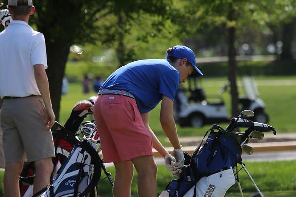 160425 Men's Varisty Golf v Lutheran South