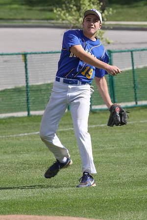 160504 JV Baseball v Brentwood