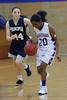 Girls C Basketball v Principia-8