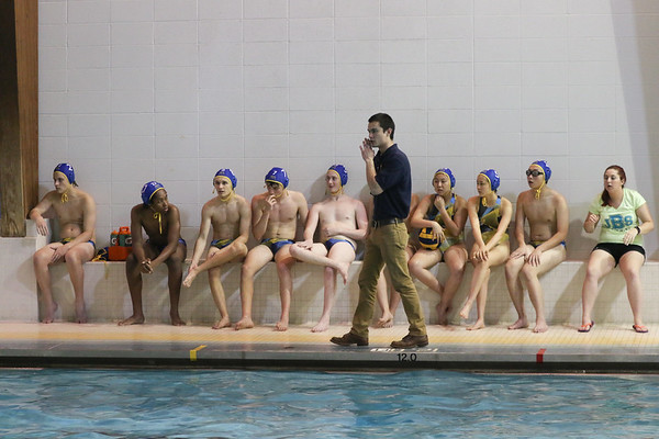 170413 Water Polo v Lafayette