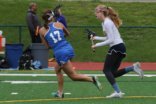 170501 Girls Varsity Lacrosse v WCA
