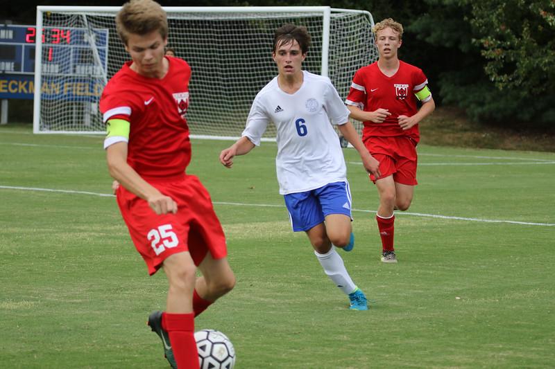 Soccer JV Kirkwood-1