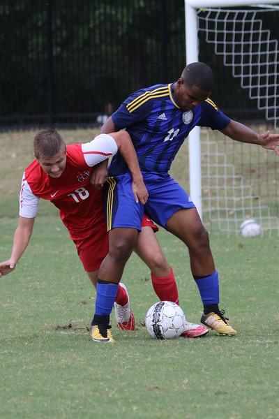 Soccer V Chaminade-18