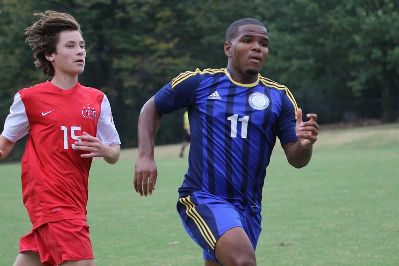 Soccer V Chaminade-11