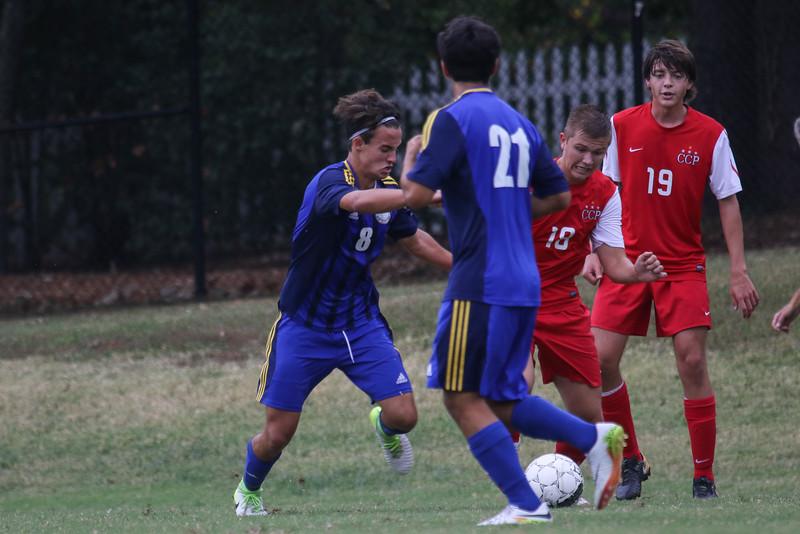 Soccer V Chaminade-4