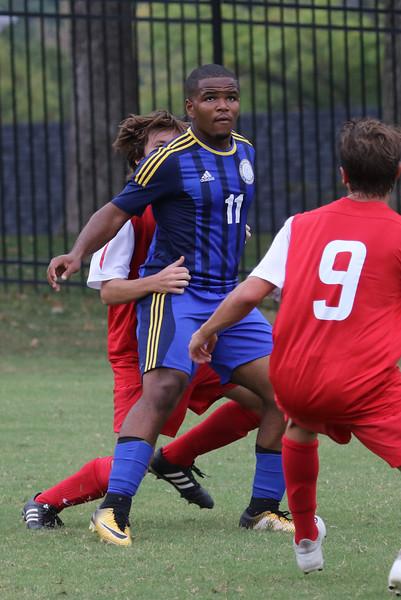 Soccer V Chaminade-13
