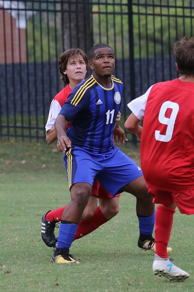 Soccer V Chaminade-12