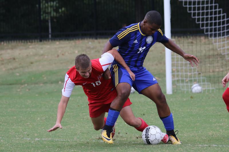 Soccer V Chaminade-19