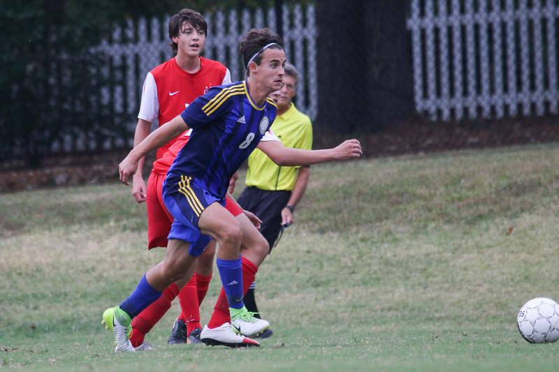 Soccer V Chaminade-5