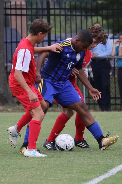 Soccer V Chaminade-15