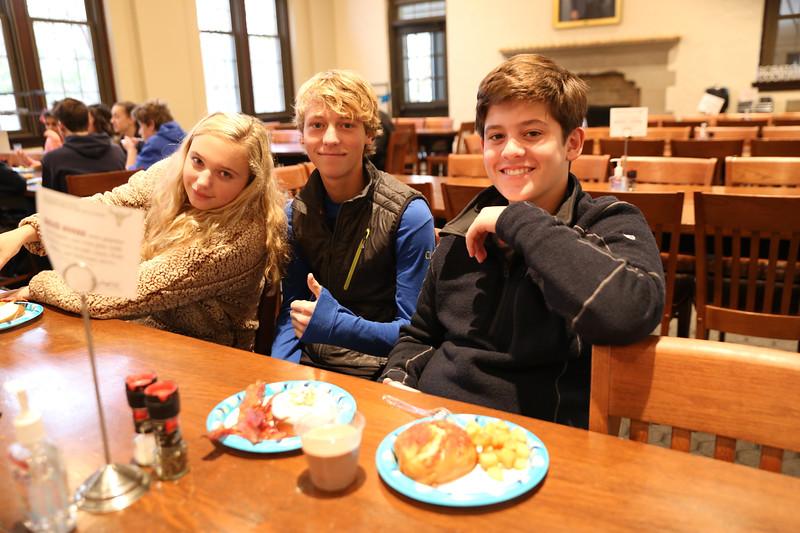 Sophomore Breakfast-7