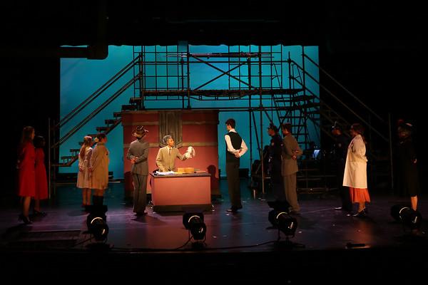 180221 Urinetown Musical Set 2