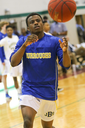 180227 Boys Varsity Basketball 2 District Games