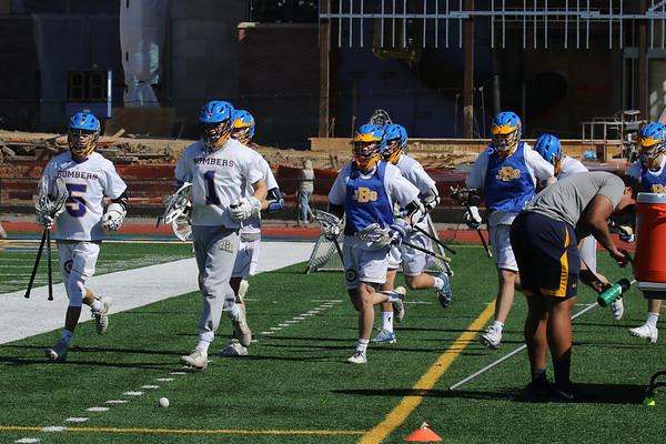 180303 Boys Varsity Lacrosse v Blue Valley