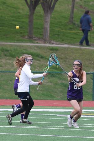 180423 Girls JV Lacrosse v Eureka