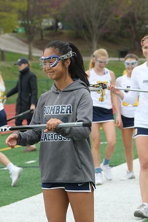 180423 Girls Varsity Lacrosse v Eureka +Seniors
