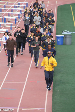 130406 Track:  Skippy Keefer Relays
