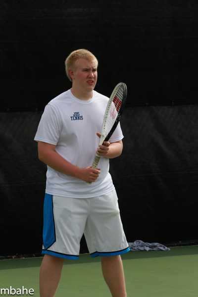 Tennis JV April-1