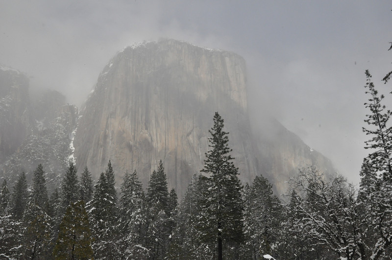 Misty El Capitan