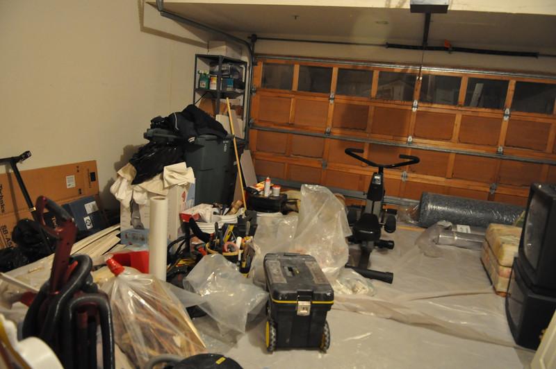 01/23/09: What a garage.....