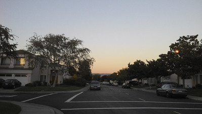 10/19/2013 - Not a single cloud
