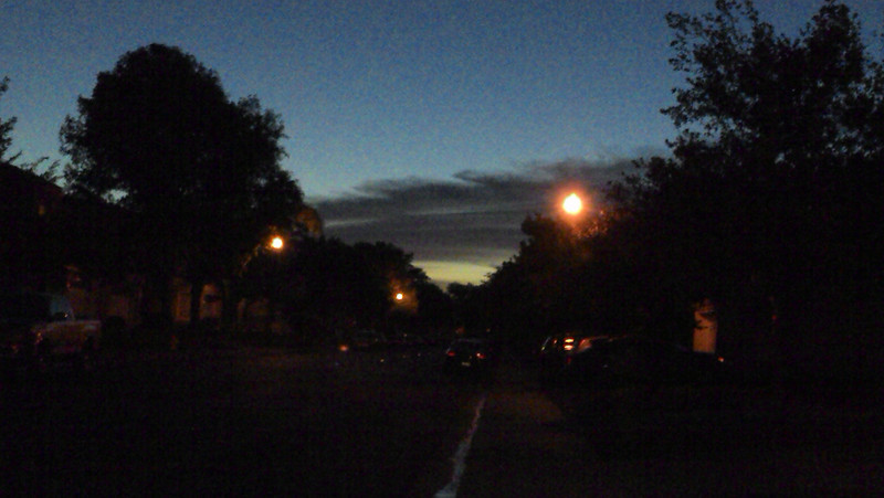 09/28/2013 - Early Evening