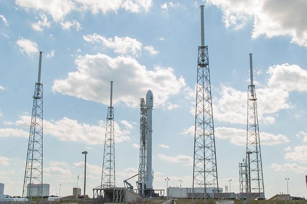 JCSAT14 Falcon9 - May 6, 2016