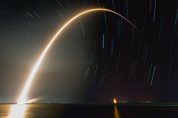 JCSAT-14 Falcon 9 by SpaceX