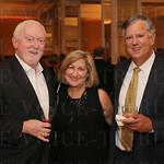 Dick Wilson, Joni and Kelly Burke.